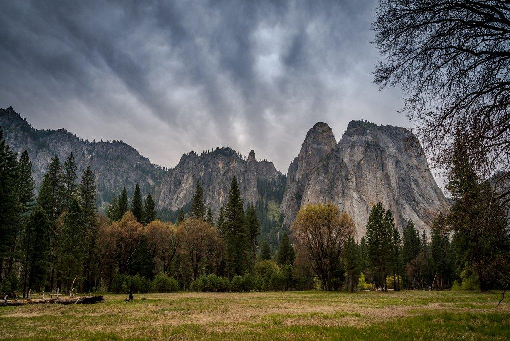 Yosemites rocks